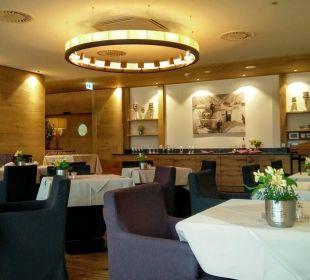 Speisesaal Hotel Exquisit