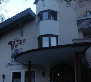 Hotel von aussen Hotel GasteigerHof