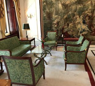 Lobby Best Western Premier Grand Hotel Russischer Hof