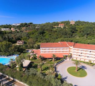 Ausblick Hotel Livadi Nafsika