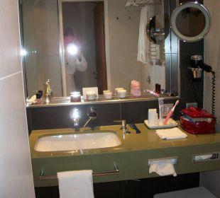 Badezimmer Hotel Neptun