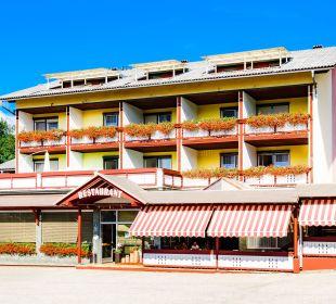 Hotelfoto außen Hotel Menüwirt