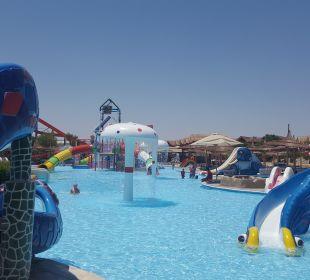 Kinderpool im Aqua Park  Jungle Aqua Park