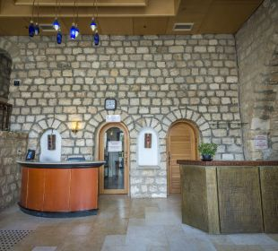Lobby Ruth Rimonim Safed Hotel