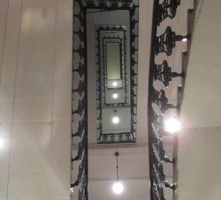 Stairs Hotel Altstadt Vienna