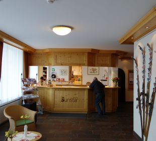 Reception Sunstar Sunstar Alpine Hotel Lenzerheide
