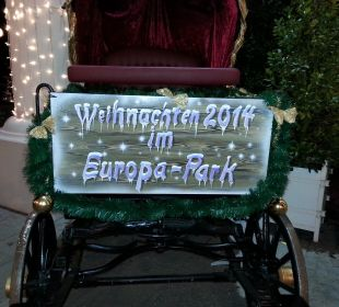 Noël à Rust Hotel Colosseo Europa-Park