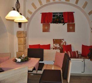 Küche mit Essecke Wohnung 5 Ferienwohnungen Rebstöckle