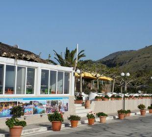 Das Restaurant  Hotel Corissia Princess