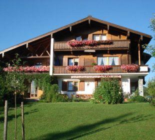 Sommeransicht Gästehaus Gästehaus Schwemmbauer