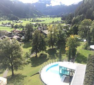 Ausblick Lenkerhof Gourmet Spa Resort