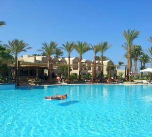 Traumhafter Hauptool Hotel Iberotel Makadi Beach