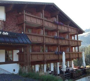 Alpenhotel Madlener in Damül Berghotel Madlener
