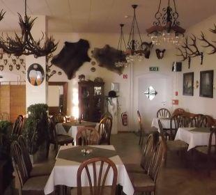 Restaurant / Frühstücksraum AKZENT Berghotel Rosstrappe