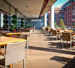 Restaurant Kochkunst / Terrasse Hotel centrovital