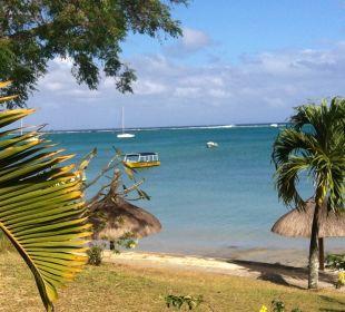 Aussicht vom Hotelzimmer Coral Azur Beach Resort