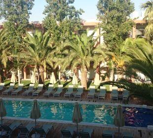 Basen Hotel Minos Mare Royal