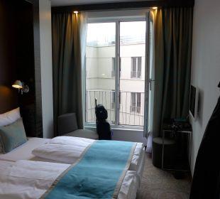 Doppelzimmer Motel One Dresden am Zwinger