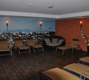 Wellnessraum Hotel Gabriela