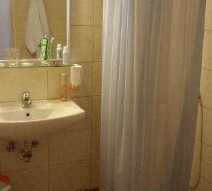 Badezimmer Hotel Dimitra