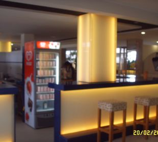Die neue Bar