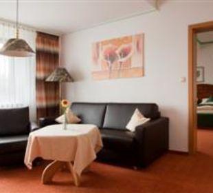 Hotelzimmer Ferienhotel Veldensteiner Forst
