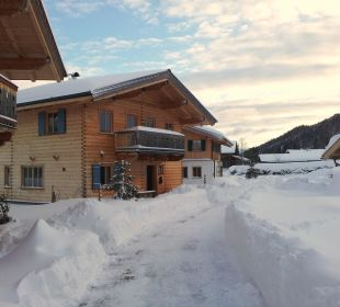 Häuser Ferienhof Oberreit
