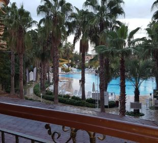 Traumhafter Pool blick  Vera Stone Palace Resort