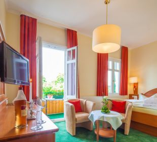 """Doppelzimmer """"Mittel Class"""" / Komfort  Hotel Victoria"""