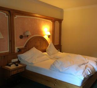 Doppelzimmer im Landhausstil Alpin Life Resort Lürzerhof