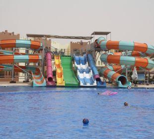 Familienpool SUNRISE Select Royal Makadi Resort