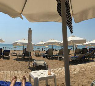 Strand lti Grand Hotel Glyfada