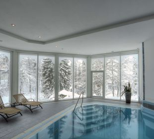 Pool - Sunstar Hotel Flims Schweiz Sunstar Alpine Hotel Flims