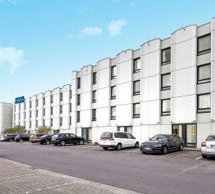 Außenansicht Novum Select Hotel Hamburg Nord