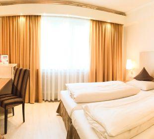 Komfortzimmer City Hotel Ost am Kö Augsburg