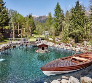 Forellenteich Hotel Quelle Nature Spa Resort