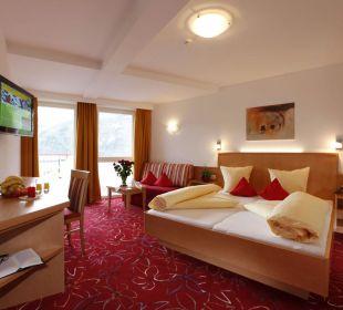 Beispiel Zimmer Typ A Hotel Alpenroyal