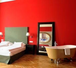 Junior Suite Nummer 15 Hotel Altstadt Vienna