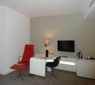 Schönes großes Doppelzimmer INNSIDE by Meliá Dresden