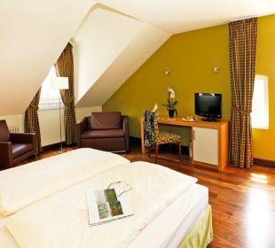 Neu renoviertes Zimmer Inselhotel König