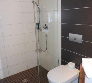 Dusche Reit- & Sporthotel Eibenstock