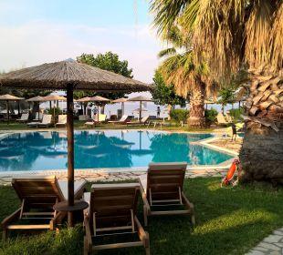 Pool Hotel Robolla Beach