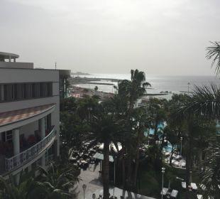 Meer und Pool Adrián Hoteles Jardines de Nivaria