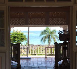Blick zum Meer Villa Serena