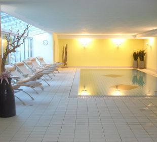 Hallenbad Hotel Alpenkönig
