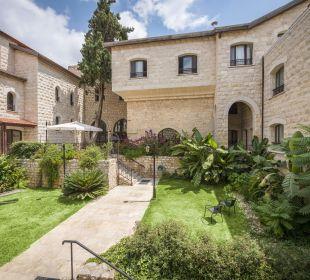 Außenansicht Ruth Rimonim Safed Hotel