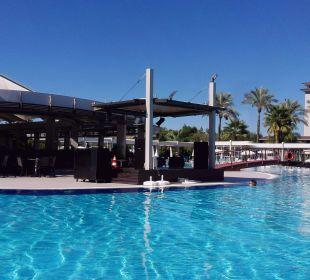 Poolanlage Sunis Hotels Elita Beach Resort & SPA
