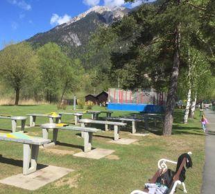 Tischgolf im Erlebnispark Alpen Adria Hotel & Spa