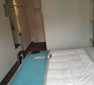 Zimmer Motel One Nürnberg-City