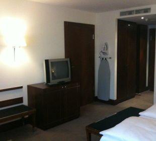 Doppelzimmer Sheraton Carlton Hotel Nürnberg